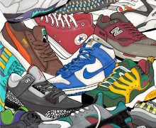Copping sneakers guide