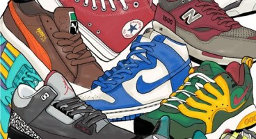 SNEAKER COPPING