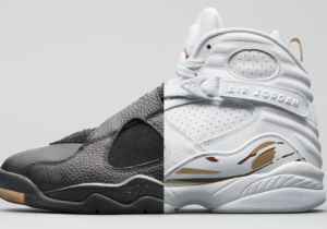 Air Jordan 8 OVO on all Star weekend