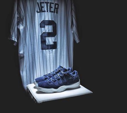 aba5fbfb9e6 Is The Air Jordan 11 Derek Jeter RE2PECT Returning in a Low?