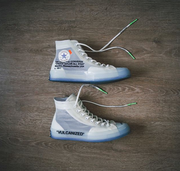 51d7c8169c08 Off-White X Converse Chuck Taylor Will Finally Drop in May