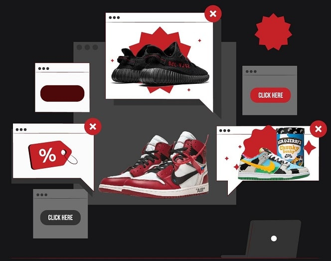 Invest in sneakers for resale