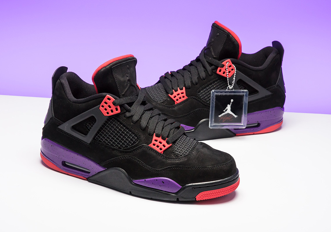 03f878f0007 Air Jordan 4 Raptor Drop This Weekend Without Drizzy's Signature
