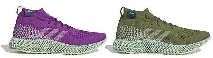 adidas pharrell 4D runner
