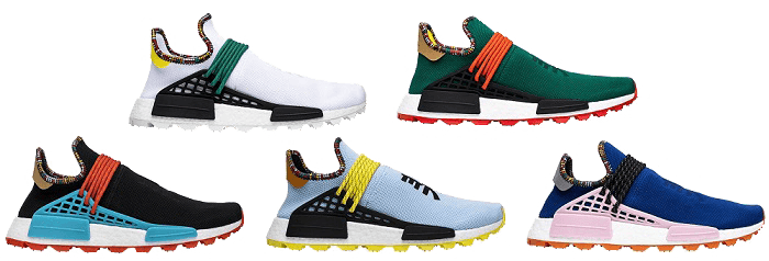 adidas pharrell inspiration pack
