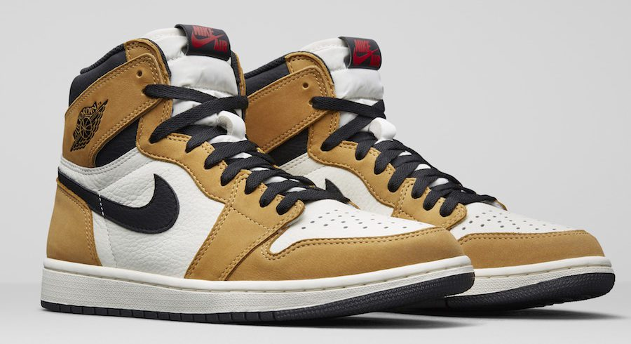 838847c4032 The Air Jordan 1 Rookie of the Year Is the Perfect #TB to 1985