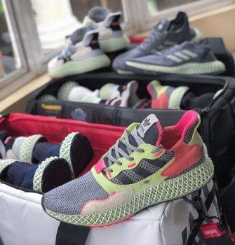 reselling sneakers 4d