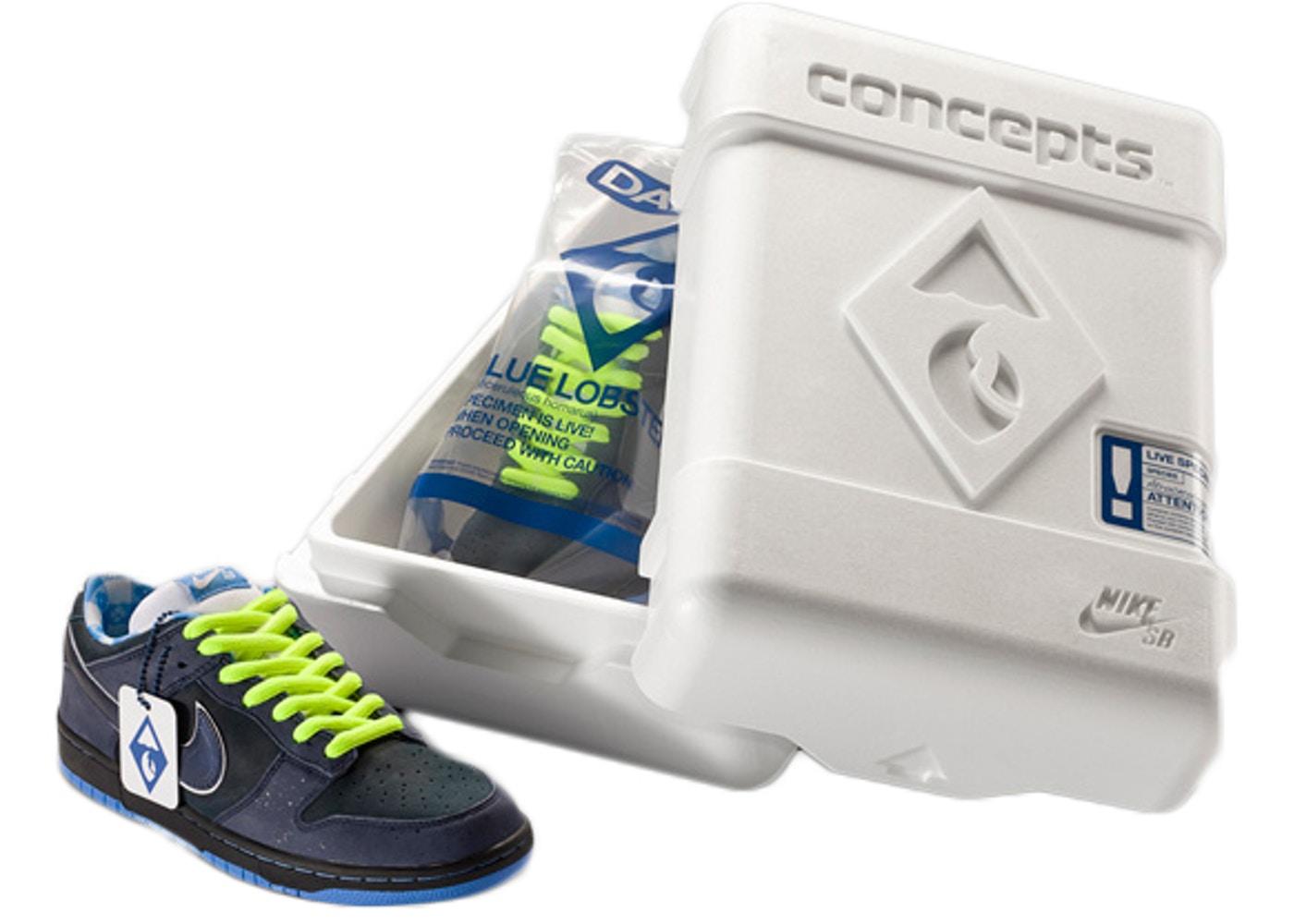 Nike-Dunk-SB-Low-Blue-Lobster-2009-Special-Box « d5293fc11