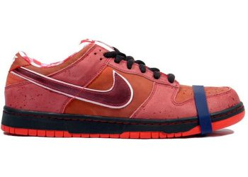 nike sb dunks low-Red-Lobster