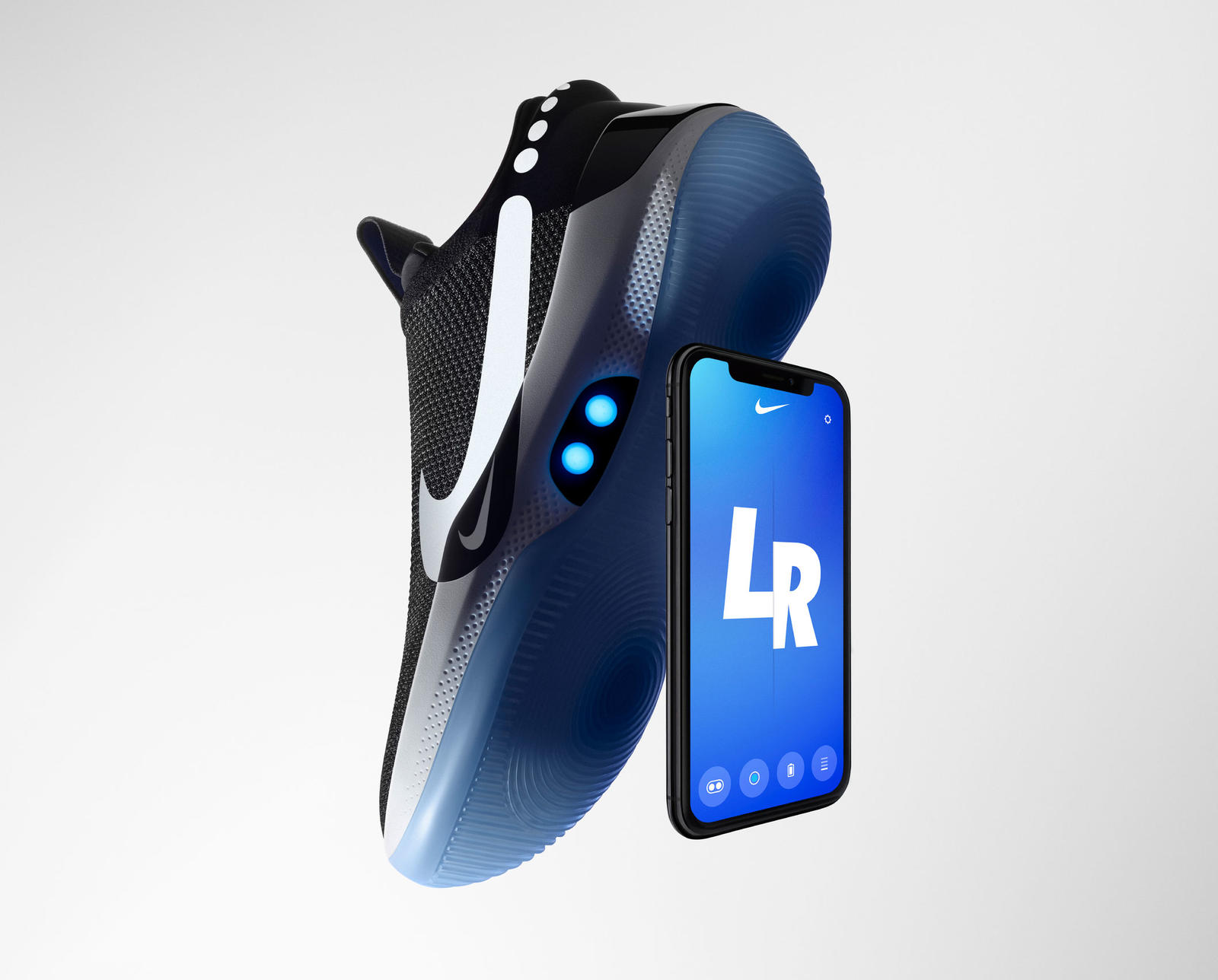 The idea that you can imagine the future and Nike can create it a38ab9134