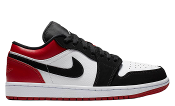 Air Jordan 1 Retro- Black Toe