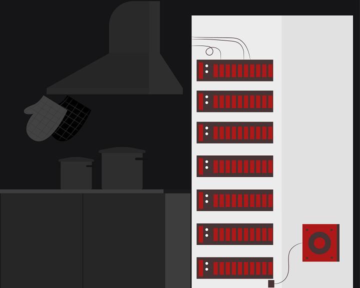 Sneaker bot server