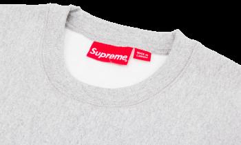 Supreme Bogo showing the Supreme Box Logo