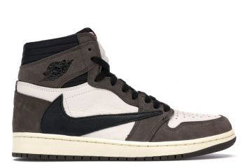 The Special Air Jordan Sneakers-Air Jordan 1 Travis Scott