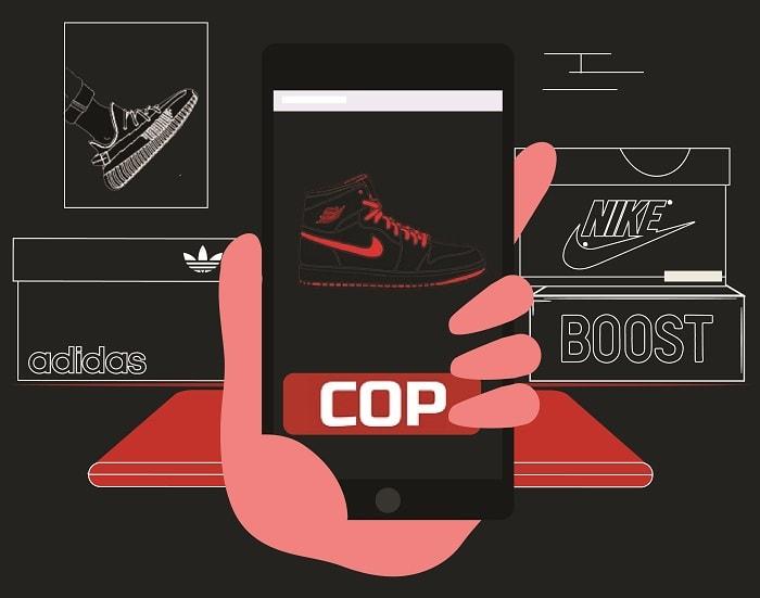 Cop Sneakers in 2021