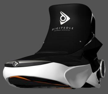 Tech Sneakers- Digitsole