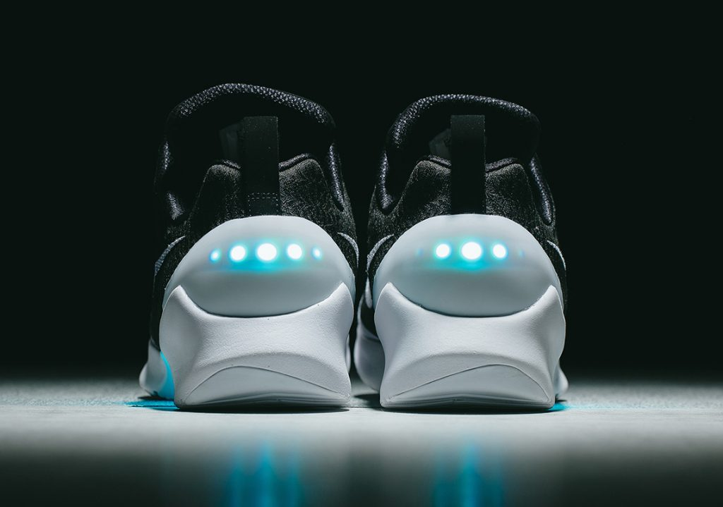 High Tech Sneakers- Nike HyperAdapt