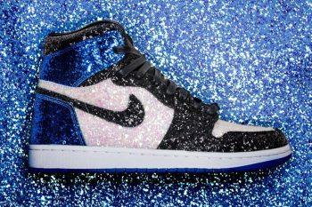 New Air Jordan 1- Glitter