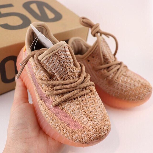 New Yeezy Boost 350 V2 Clay-Kids size «