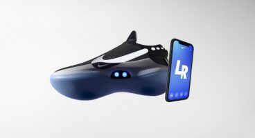 Tech Sneakers- Nike Adapt BB