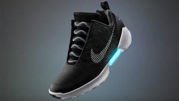High-Tech Kicks- Nike HyperAdapt1.0