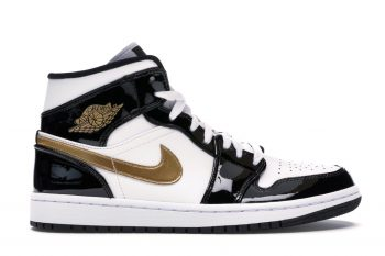 Cop The New Air Jordan 1 High Patent Leather