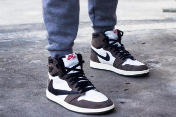 Copping Travis Scott Air Jordan 1-NSB