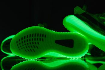 Yeezy change in style - Glow