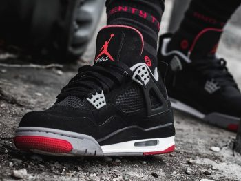 "Air Jordan IV ""Bred"" Sneaker Update 2019"