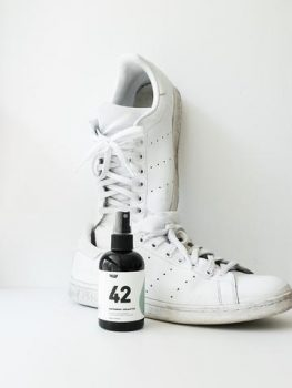 Clean Your Sneakers With Essential Oils