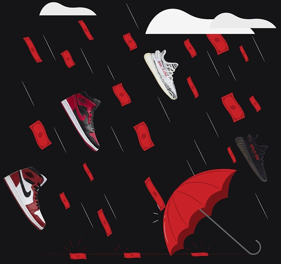 Make Money from reselling sneakers