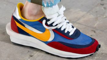 Sacai x Nike LDWaffle- Sneaker Updates