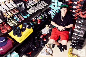 Sneakerhead With These 5 Questions