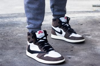 "Travis Scott x Air Jordan 1 ""Cactus Jack""- SNeaker Update 2019"