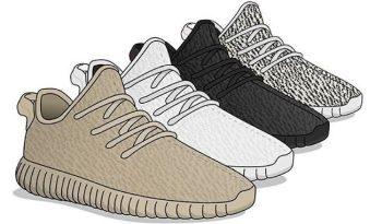 Yeezy Sneaker Animation