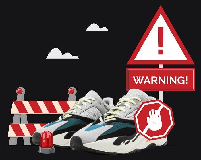 do not borrow from a sneakerhead