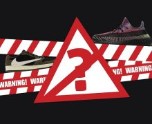 never ask a sneakerhead these questions