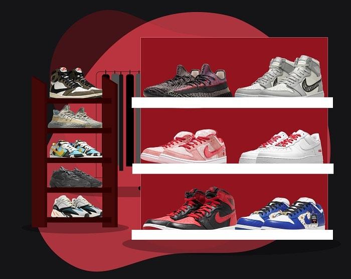 sneakerhead questions - never enough kicks