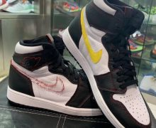 Air Jordan 1 Defiant Tour Yellow