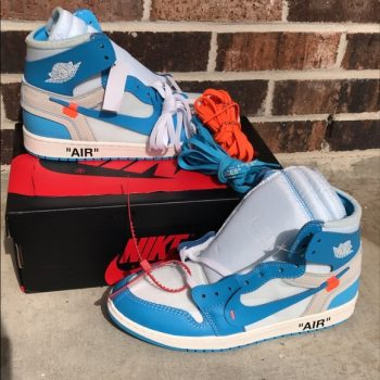 Jordan Sneakers- Off-white collab