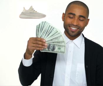 Sneaker Resellers making money