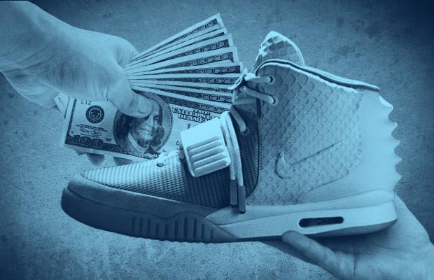 Sneaker Resellers Nike