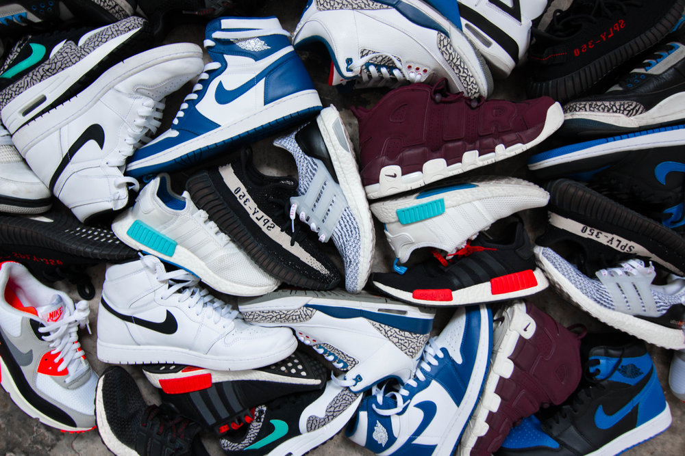 Sneaker Resellers for all brands