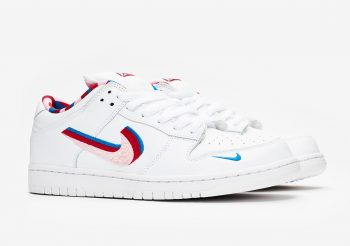 Altered Nike Swoosh Para