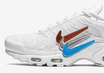 The altered Nike swoosh- Removable