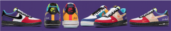 Nike Air Force 1 What the LA October Release
