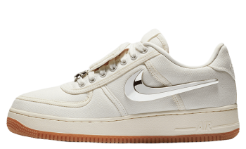 Travis Scott Air Force 1 Low Sail