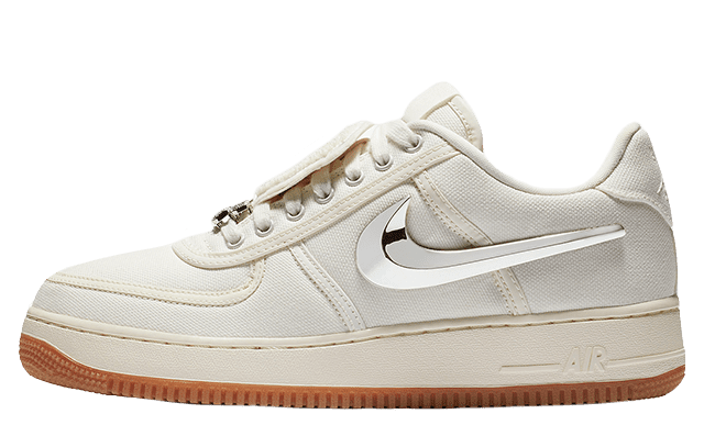 Travis Scott AF1 Low Sail