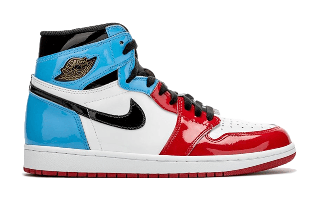 Air Jordan 1 colorways - Fearless