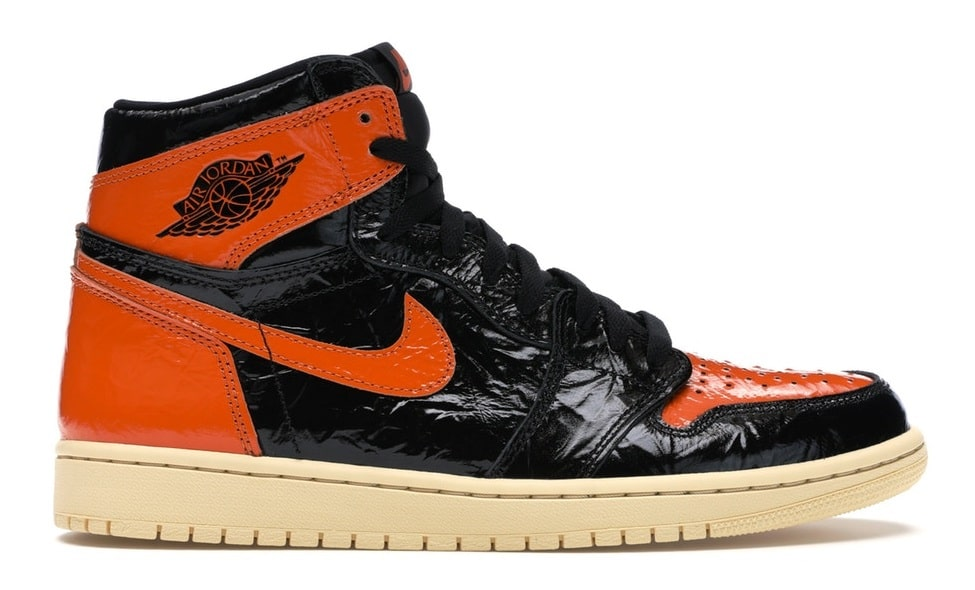 Air Jordan 1 colorways - Shattered Backboard 3.0